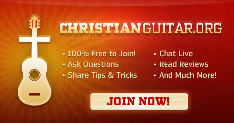 Christian Guitar Register